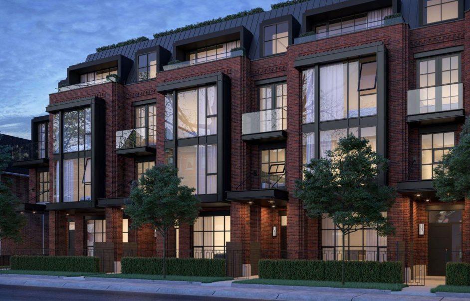 36 Birch Avenue Townhomes