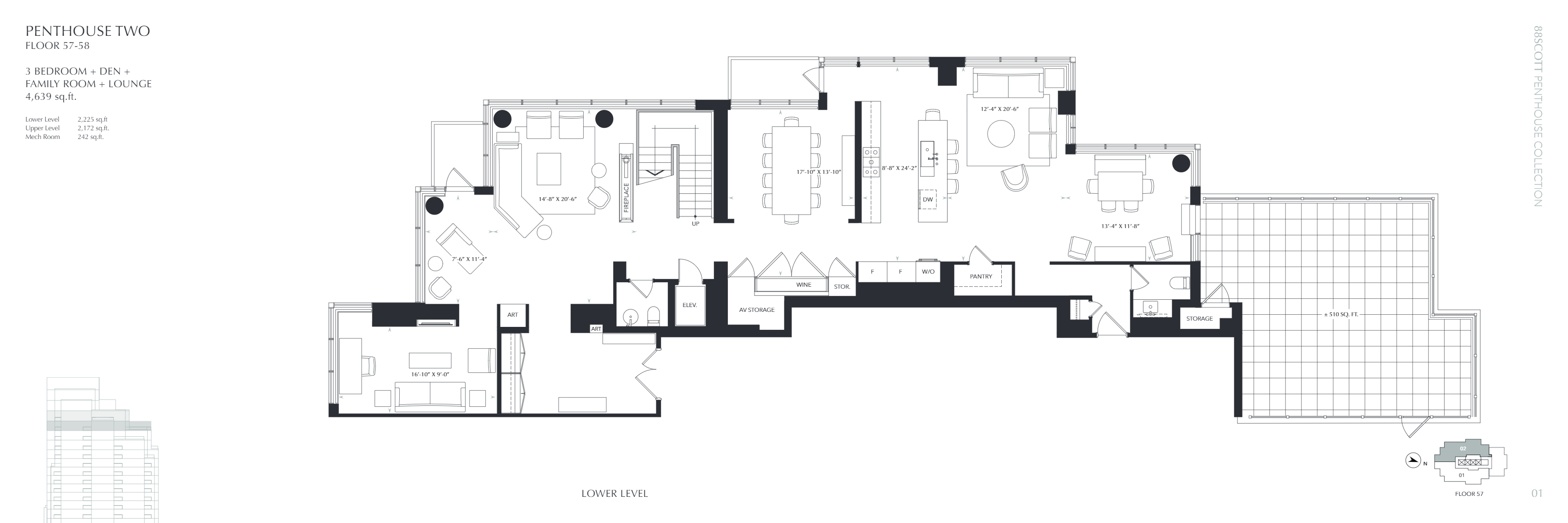 Penthouse Two