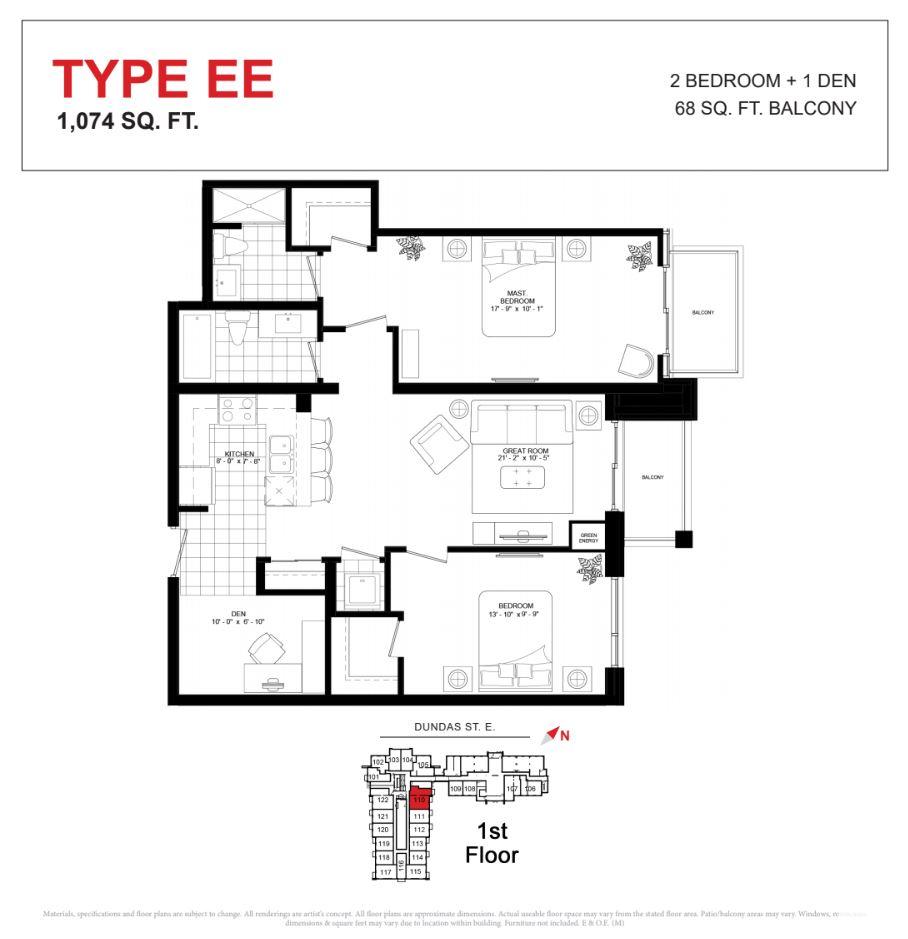 Type EE