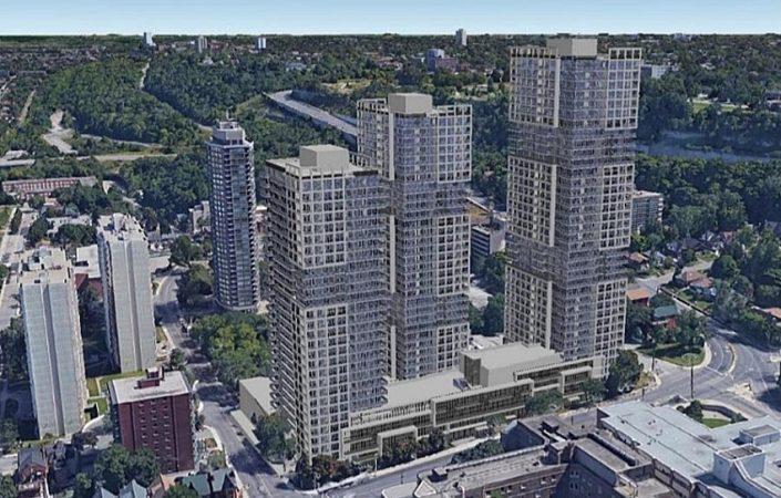 Metro City Condos in Hamilton